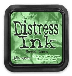 Ranger Tim Holtz® Distress Ink Pad - Mowed Lawn